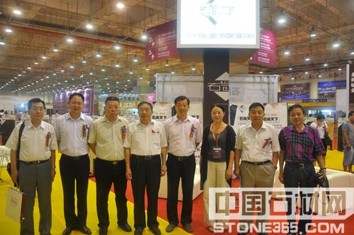 中国北方唯一持续增长石材博览会——第八届青岛国际石材展圆满落幕